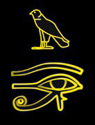 horus-hieroglyphic