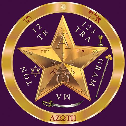pentagram-purple