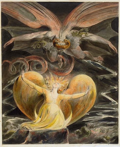 william_blake_gold_woman_and_dragon