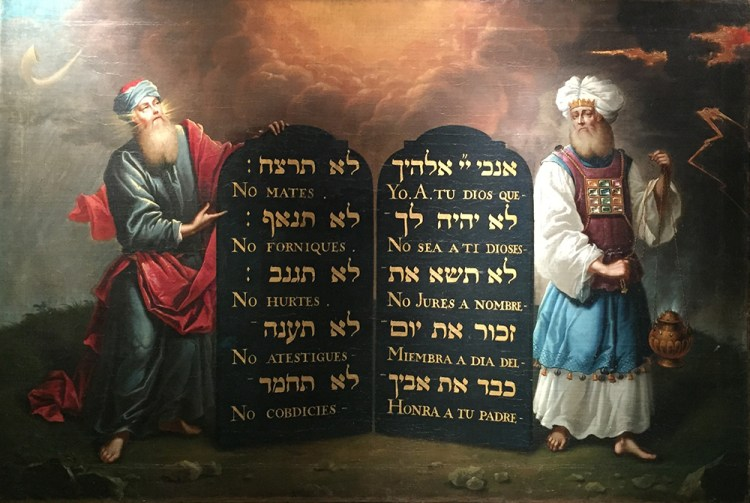 moses_and_aaron_with_the_ten_commandments_1674