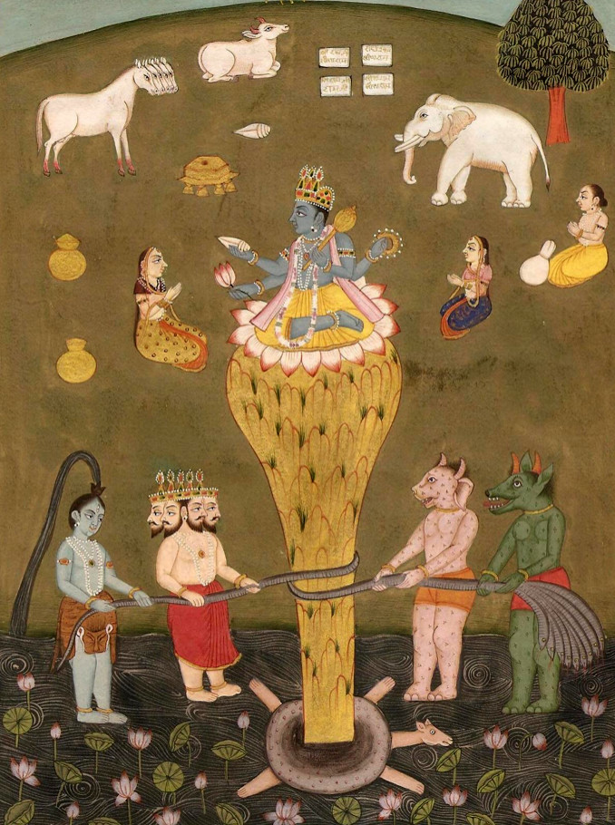 samudra-manthan