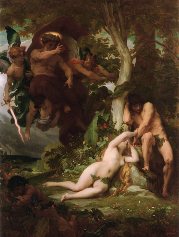 Alexandre-Cabanel-The-Expulsion-of-Adam-and-Eve-from-the-Garden-of-Paradise