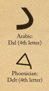 daleth-arabic
