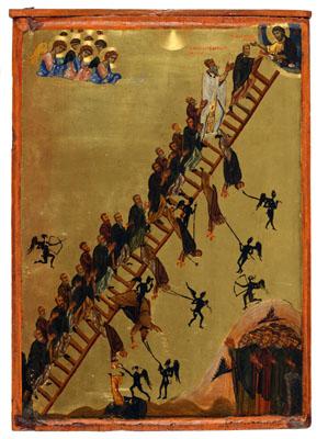 Jacobs Ladder Byzantium