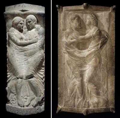 Sarcophagus soul mates