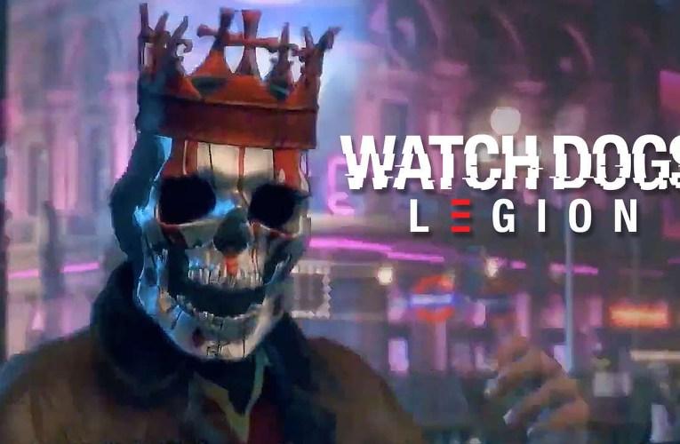 Descubre nuevos detalles del gameplay de WATCH DOGS®: LEGION