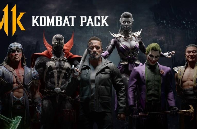 Mortal Kombat 11 anuncia su roster de nuevos luchadores