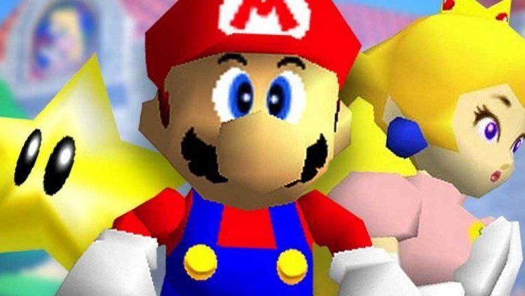 ¿Cuánto duró el desarrolo de Super Mario 64?