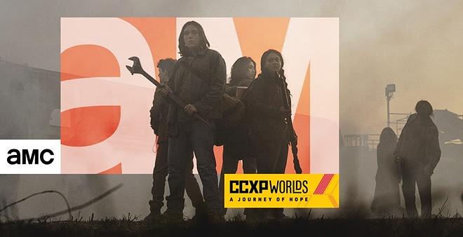 AMC confirma su presencia en CCXP Worlds