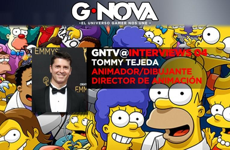 Entrevista Exclusiva con Tommy Tejeda, Animador, Diseñador de personajes y Director de animación