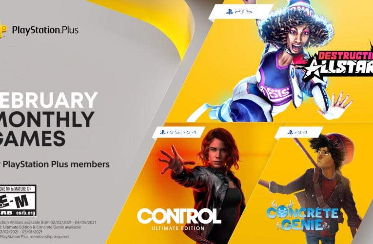 Se anuncian los juegos gratuitos de PlayStation Plus para febrero de 2021. Imperdibles!