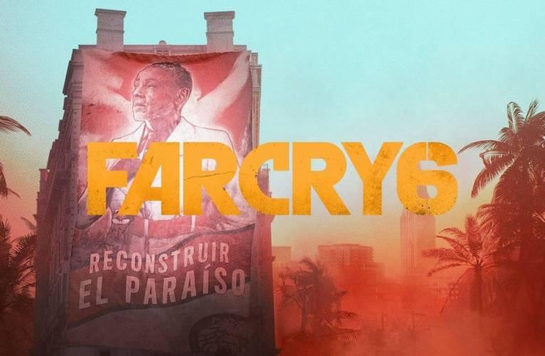 Este Viernes se viene la revelación de gameplay de FAR CRY® 6 de Ubisoft