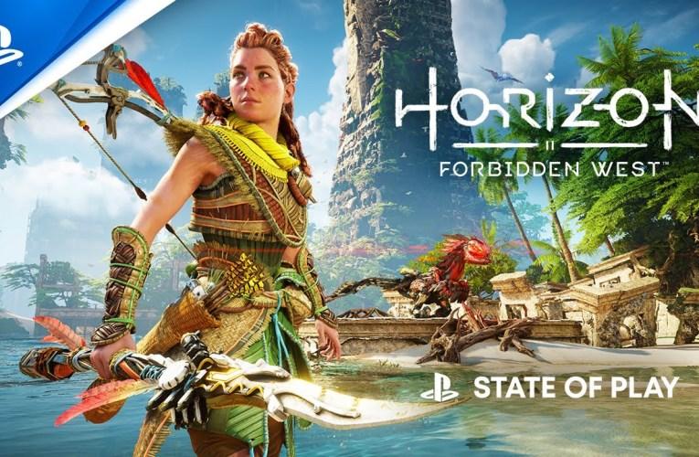 Gameplay de Horizon Forbidden West!