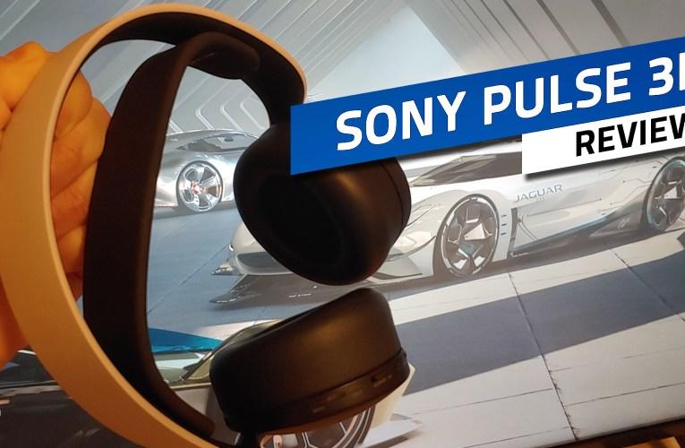 Review: Sony 3D Pulse o como disfrutar al 100% el sonido en PlayStation 5