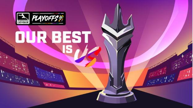 Mira los Playoffs y la Gran Final de la OVERWATCH LEAGUE 2021