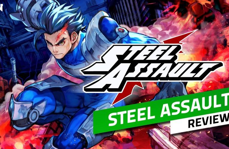 Review: Steel Assault