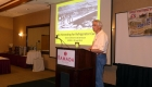 Tyrone Johnson talking about Ice Harvesting for Refrigerator Cars
