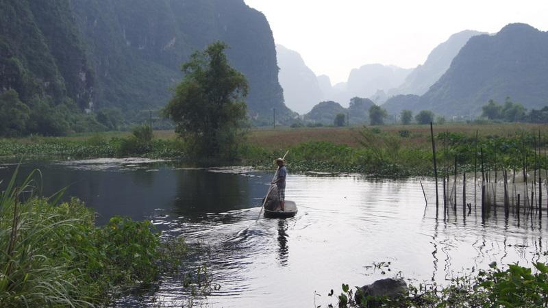 October 11, 2011 Tuesday Ninh Binh