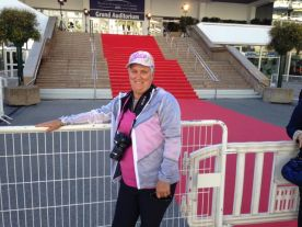 The 'Red Carpet' in Cannes
