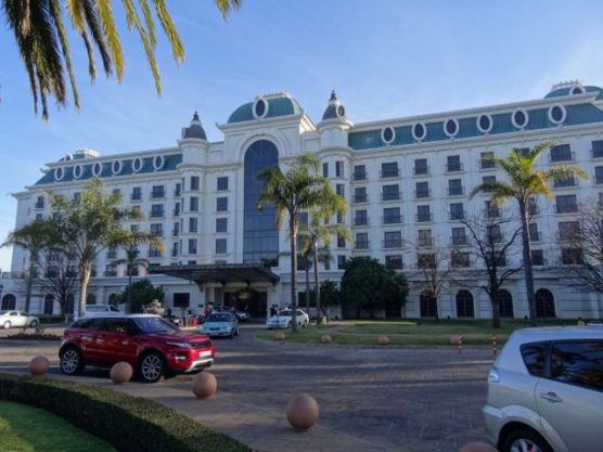 D'oreal Grande Hotel - Johannesburg