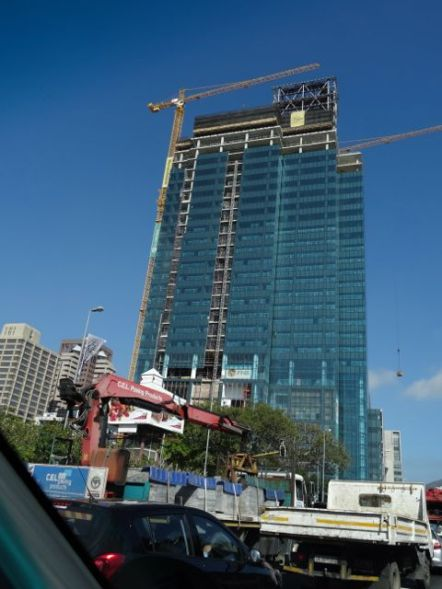 Will be Cape Town's tallest building