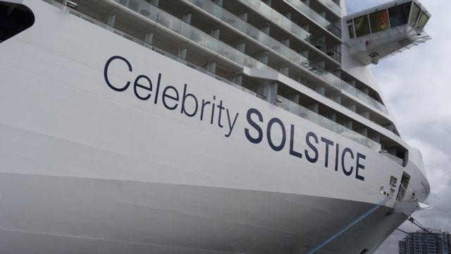140312 Celebrity Solstice Inspection