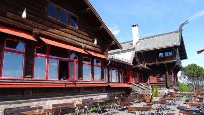 The Frognerseteren Restaurant