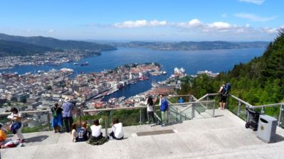 Bergen with a view