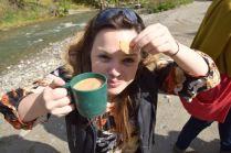 """2Lyn Spain """"This kiwi coffee tastes like shit"""""""