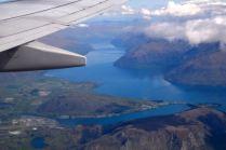 Lyn Spain - Queenstown Flying In 2