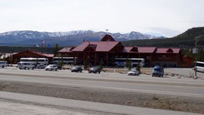 Denali Princess Lodge