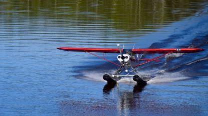An adventurous sea plane pilot shows us his 'stuff'.