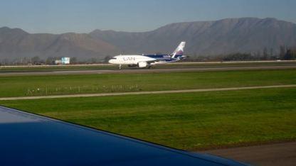 LAN Airlines Airbus 320