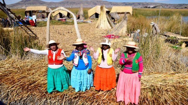 150924 Lake Titicaca – Lima