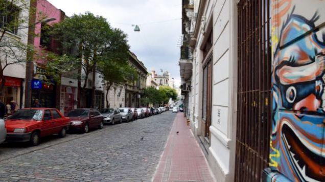 Common street look.