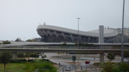 Stadium used during Athens Olympics