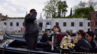 An Italian Opera Singer with a headache