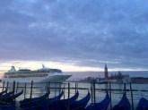 Rhapsody of the Seas arrives in Venice