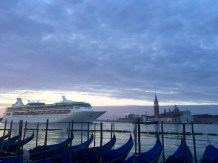 Rhapsody of the Seas arrives in Venice