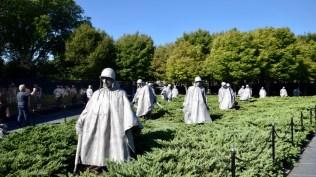 Memorial to Orean War