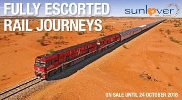 Rail Tours Australia