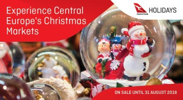 Central Europe's Christmas Markets