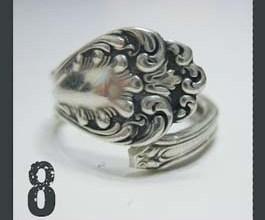 Photo of اصنعى لنفسك خاتم من معلقة المطبخ