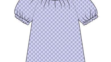 Photo of خياطة بلوزة مع شرح رسم الباترون وطريقة تركيبها وتشطيبها