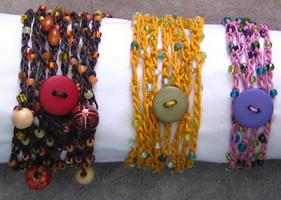 Photo of غرزة السلسلة  Chain Stitch crochet