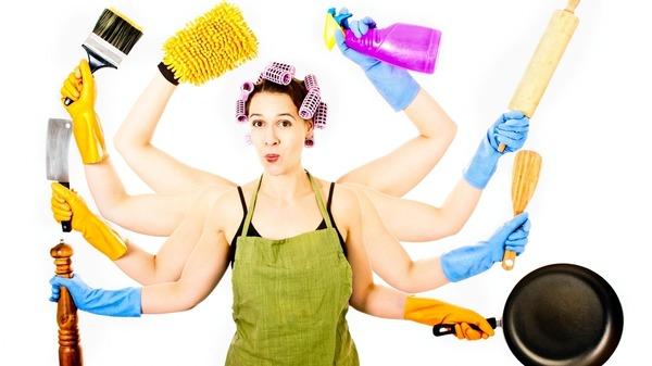 Photo of سعادتك فى تقسيم أعمال المنزل
