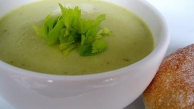 Photo of حساء الكرفس