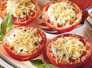 Photo of وجبة دايت – الطماطم المشوية المتبلة