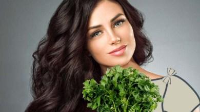 Photo of البقدونس لجمال شعرك