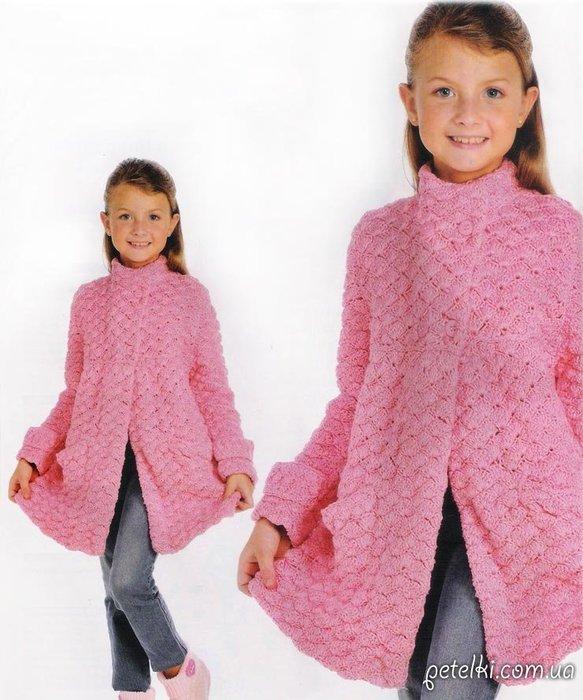 crochet jaket patterns